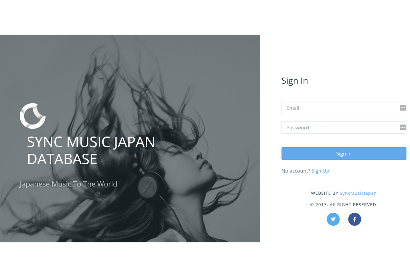 SYNC MUSIC JAPAN DATA BASE