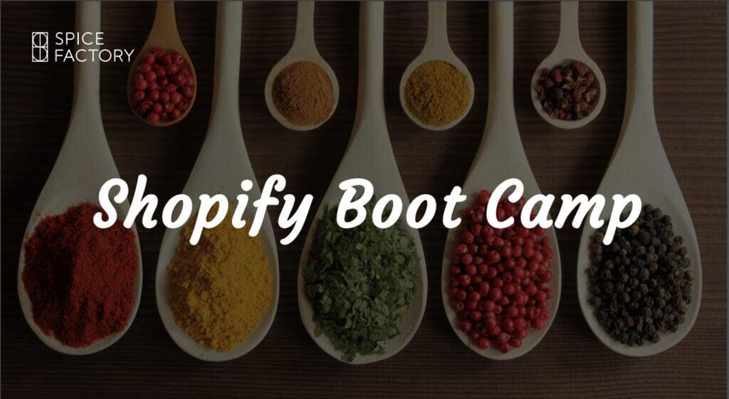 Shopify Partner Boot Camp: JapanにCTO泰が登壇いたしました。